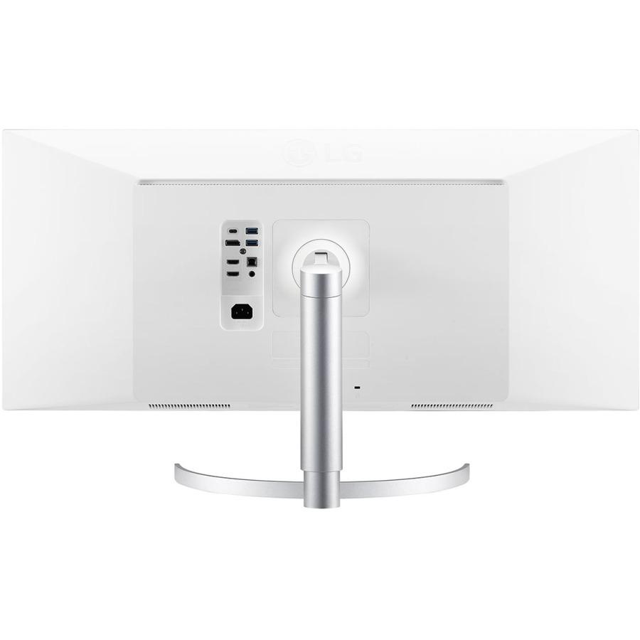 "LG Ultrawide 34BK95U 34"" Double Full HD (DFHD) LED LCD Monitor - 21:9 - Black, Silver_subImage_2"