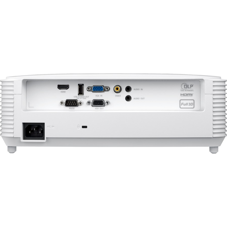 Optoma 3D Ready DLP Projector - 4:3_subImage_3