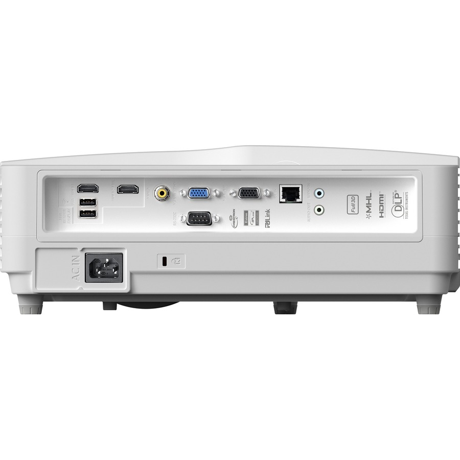Optoma GT5600 3D Ultra Short Throw DLP Projector - 16:9 - White_subImage_4