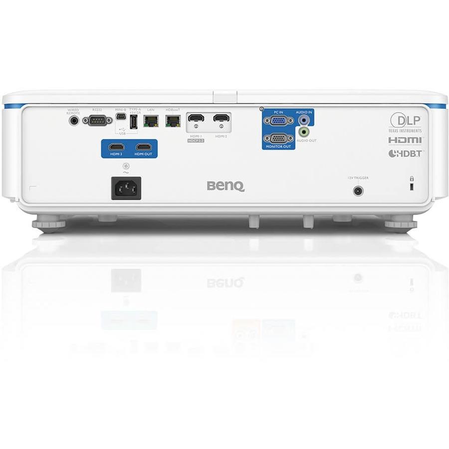 BenQ LK952 DLP Projector - 16:9 - White_subImage_4