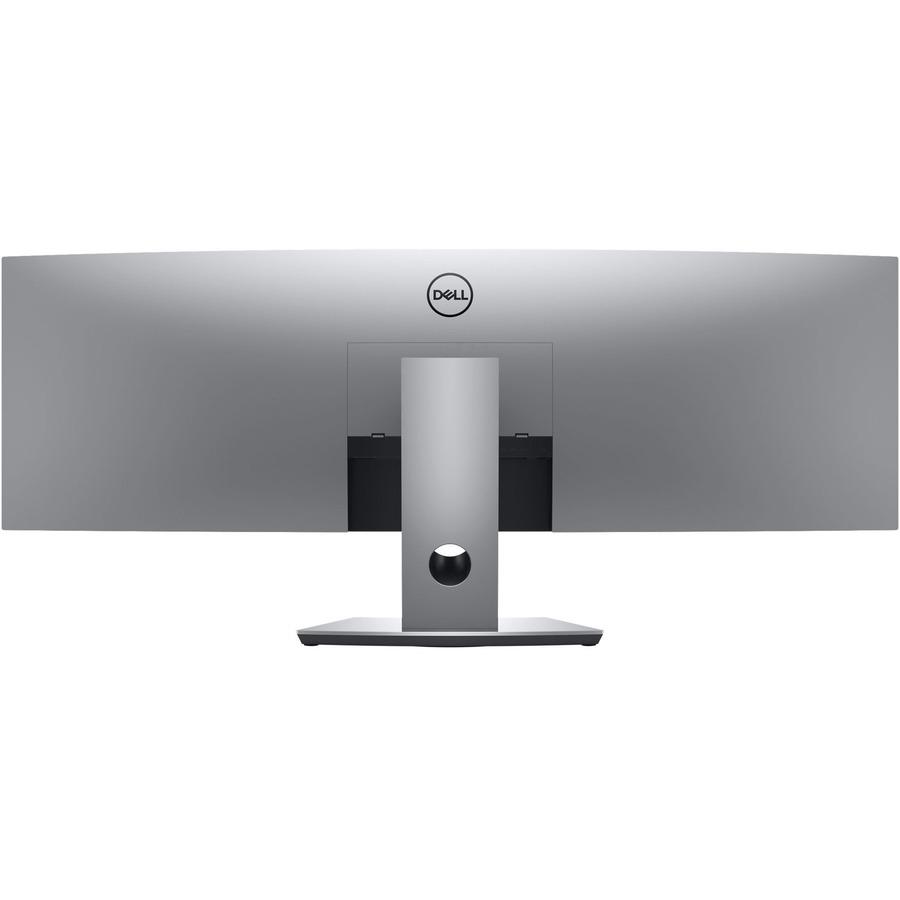 "Dell UltraSharp U4919DW 49"" Dual Quad HD (DQHD) Curved Screen WLED LCD Monitor - 32:9_subImage_4"