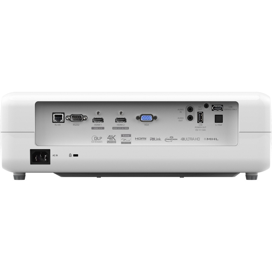 Optoma 4K550 3D Ready DLP Projector - 16:9 - White_subImage_4