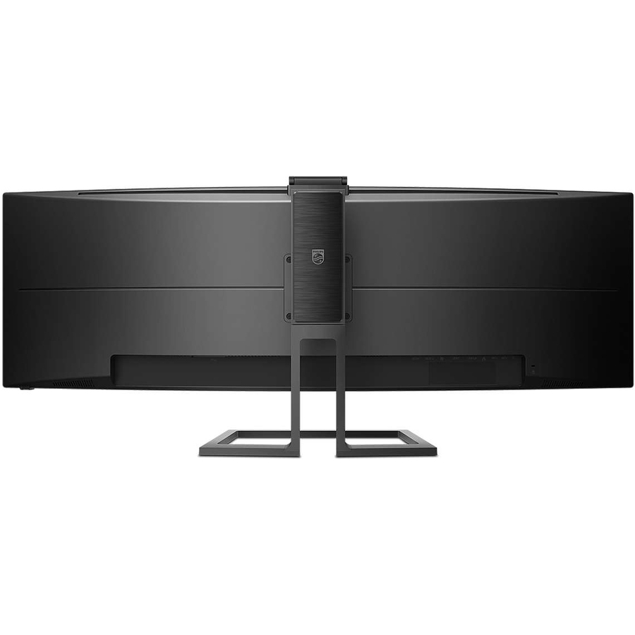 """Philips Brilliance 499P9H 48.8"""" Dual Quad HD (DQHD) Curved Screen WLED LCD Monitor - 32:9 - Textured Black_subImage_4"""