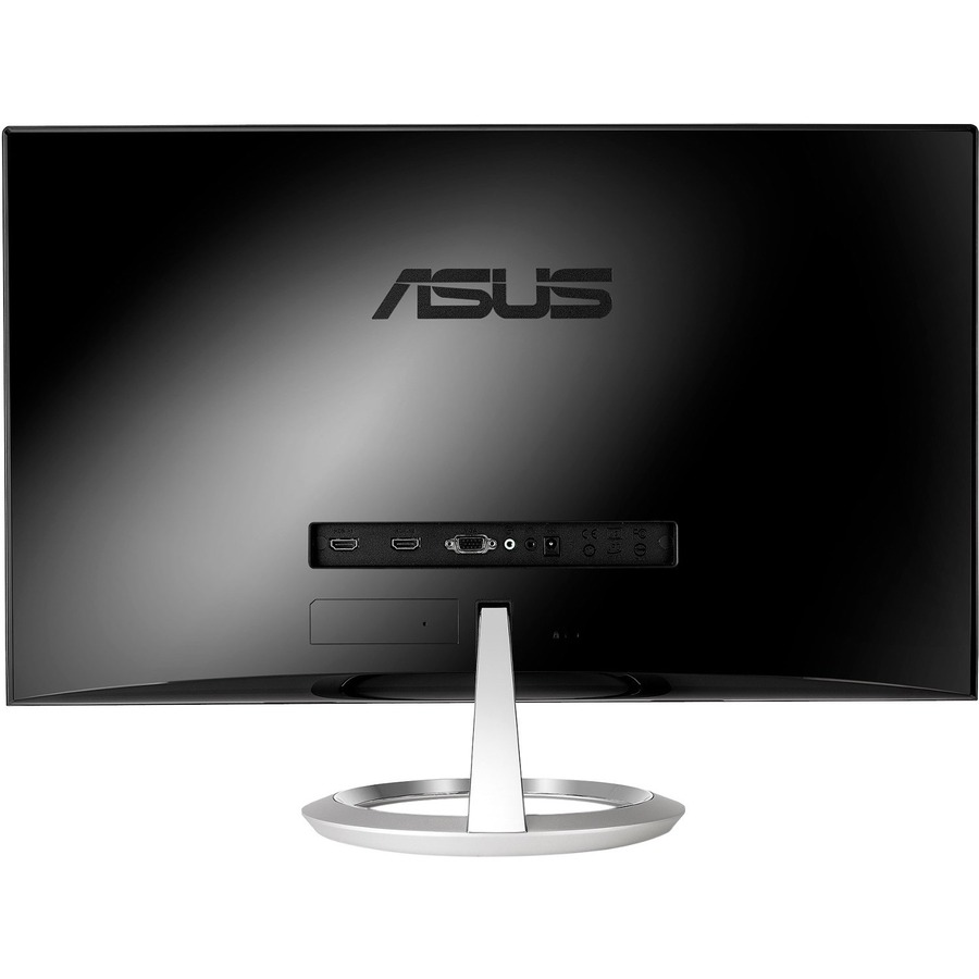 "Asus Designo MX279HS 27"" Full HD WLED LCD Monitor - 16:9 - Silver, Black_subImage_2"