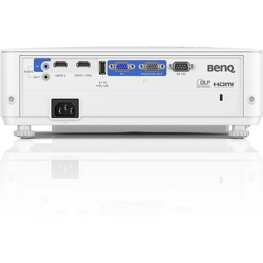 BenQ TH585 3D DLP Projector - 16:9 - White_subImage_4