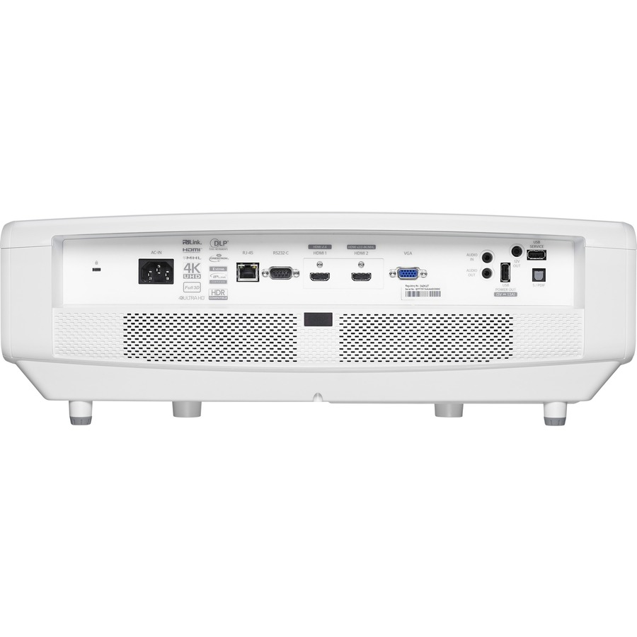 Optoma ZK507-W 3D Ready DLP Projector - 16:9 - White_subImage_4
