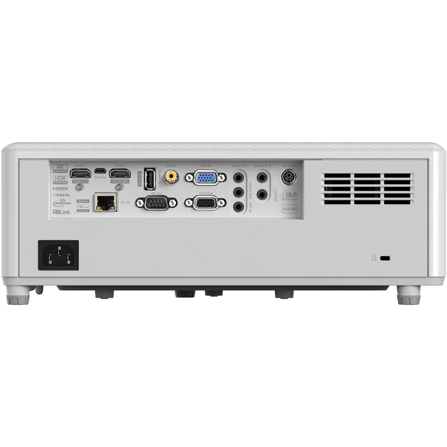 Optoma ZH406ST 3D Short Throw DLP Projector - 16:9_subImage_4