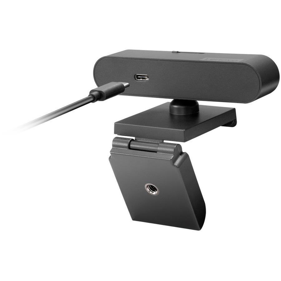 Lenovo Webcam - 30 fps - Black - USB 2.0 - Retail - 1 Pack(s)_subImage_4