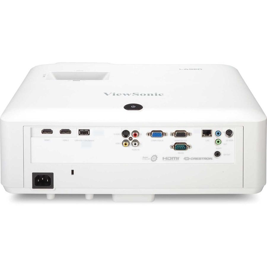 Viewsonic LS750WU 3D Ready DLP Projector - 16:10_subImage_4