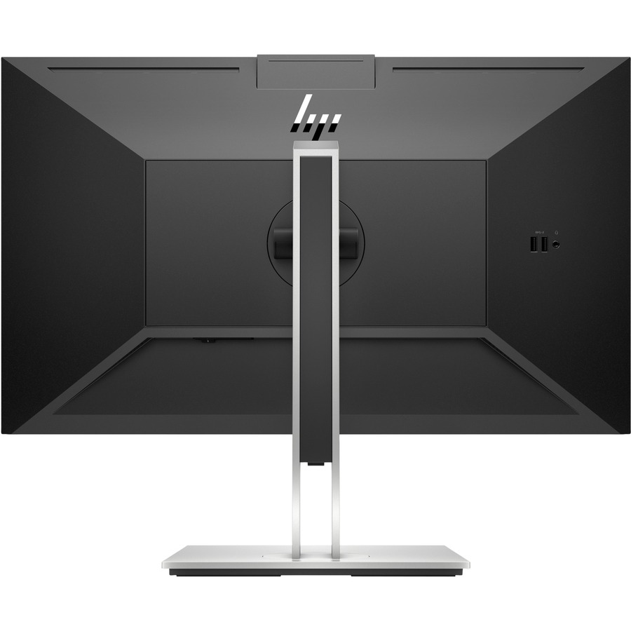 "HP E24d G4 23.8"" Full HD LED LCD Monitor - 16:9 - Black, Silver_subImage_3"