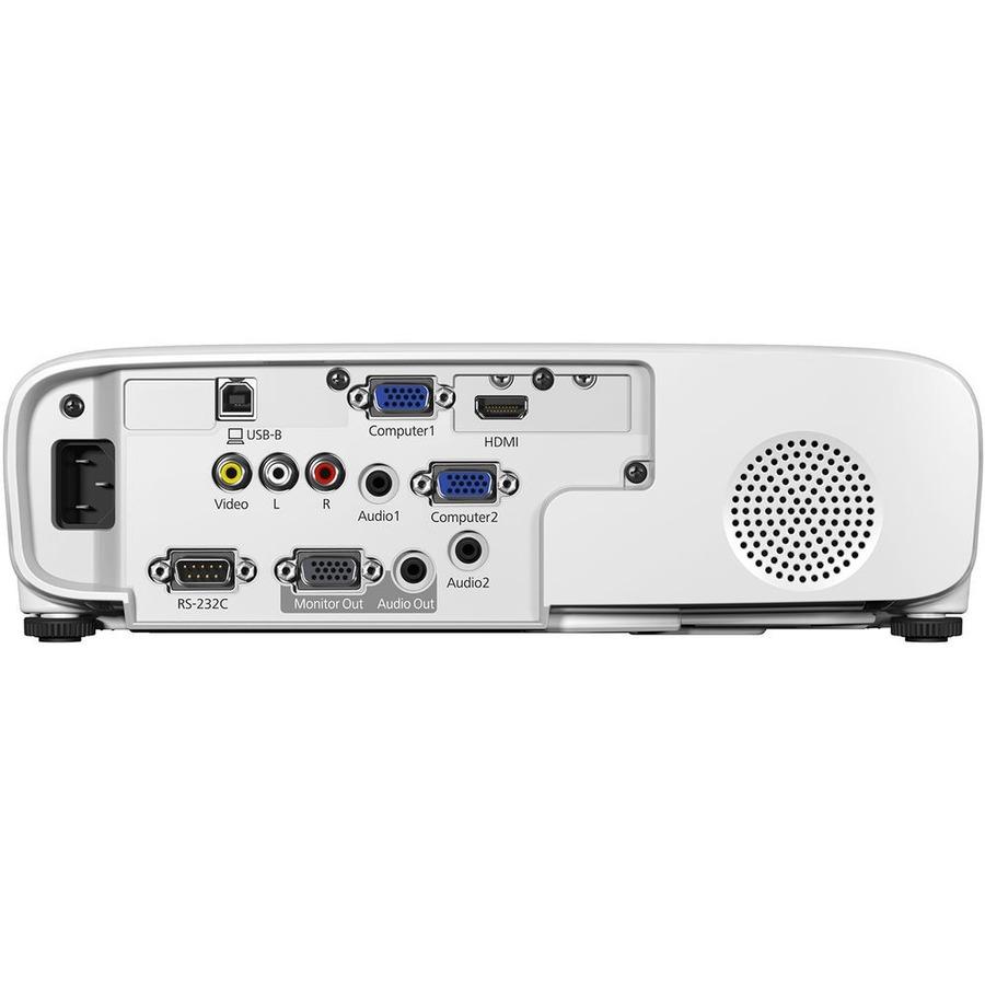 Epson PowerLite E20 LCD Projector - 4:3 - White_subImage_3