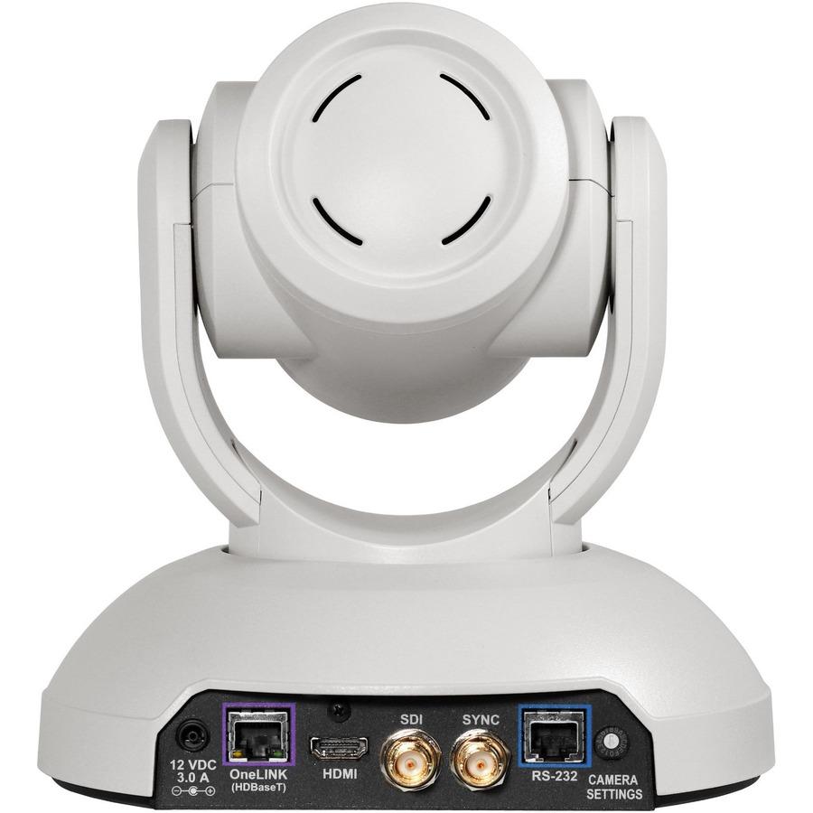 Vaddio RoboSHOT Video Conferencing Camera - 8.5 Megapixel - 30 fps - White - TAA Compliant_subImage_2