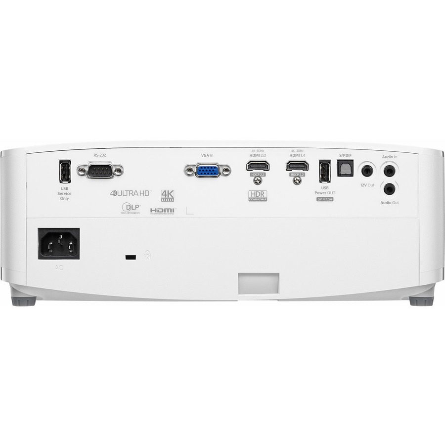 Optoma UHD50X 3D Ready DLP Projector - 16:9_subImage_4