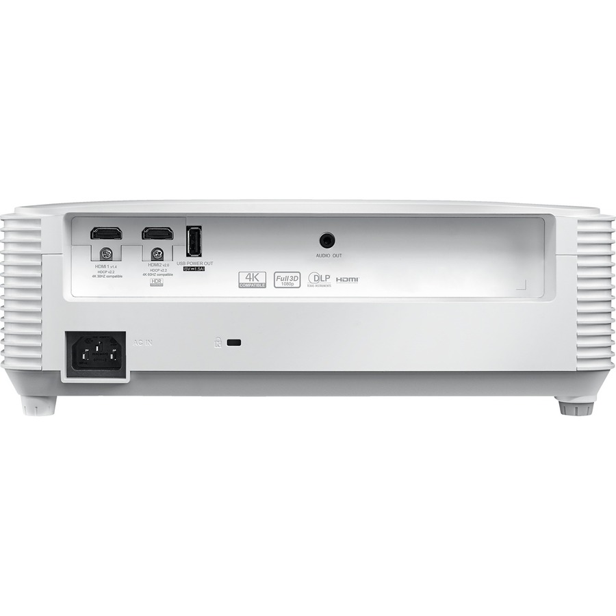 Optoma HD28HDR 3D DLP Projector - 16:9_subImage_4