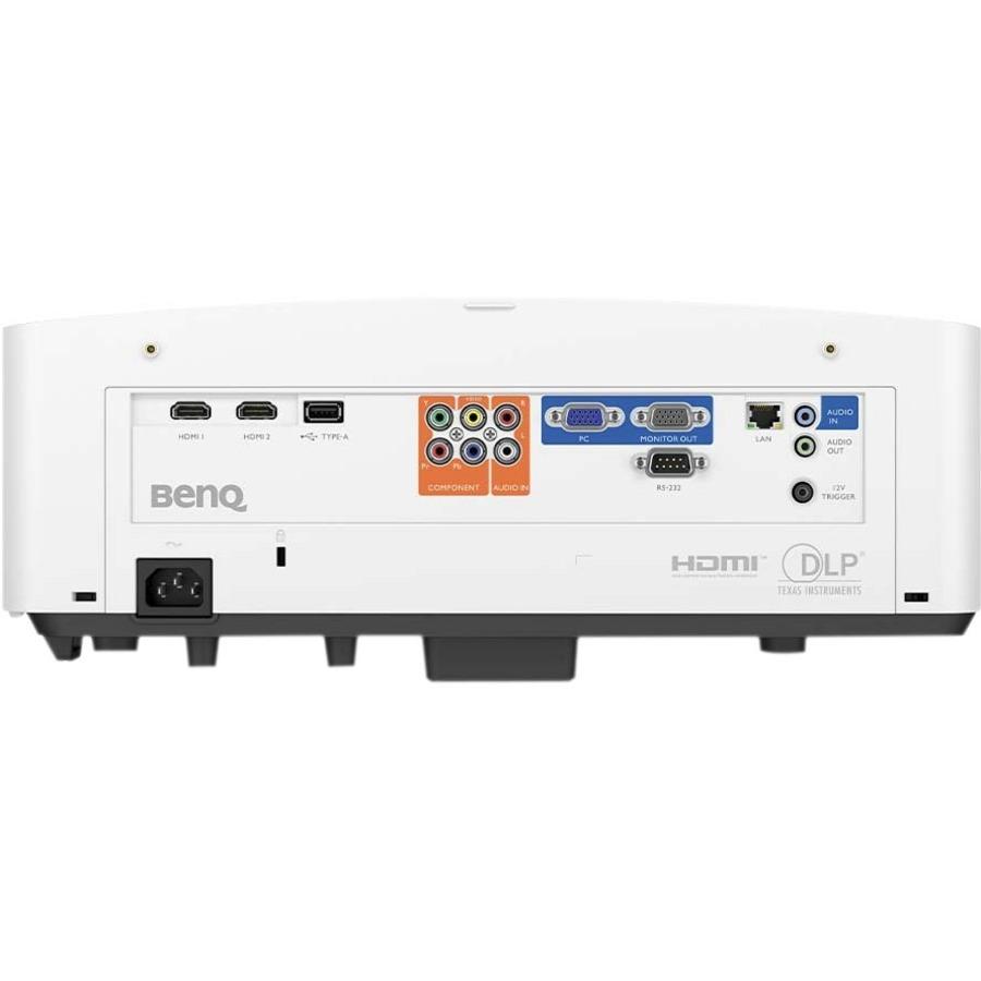 BenQ BlueCore LU930 3D Ready DLP Projector - 16:10 - White_subImage_4
