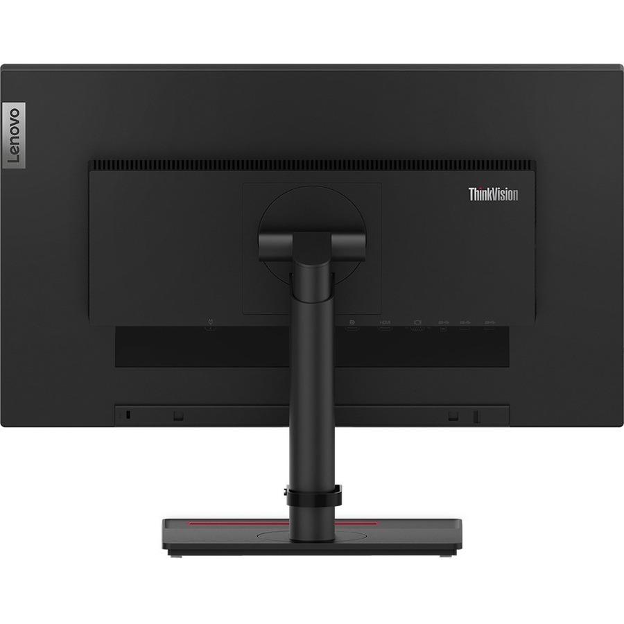 "Lenovo ThinkVision T24i-20 23.8"" Full HD WLED LCD Monitor - 16:9 - Raven Black_subImage_3"