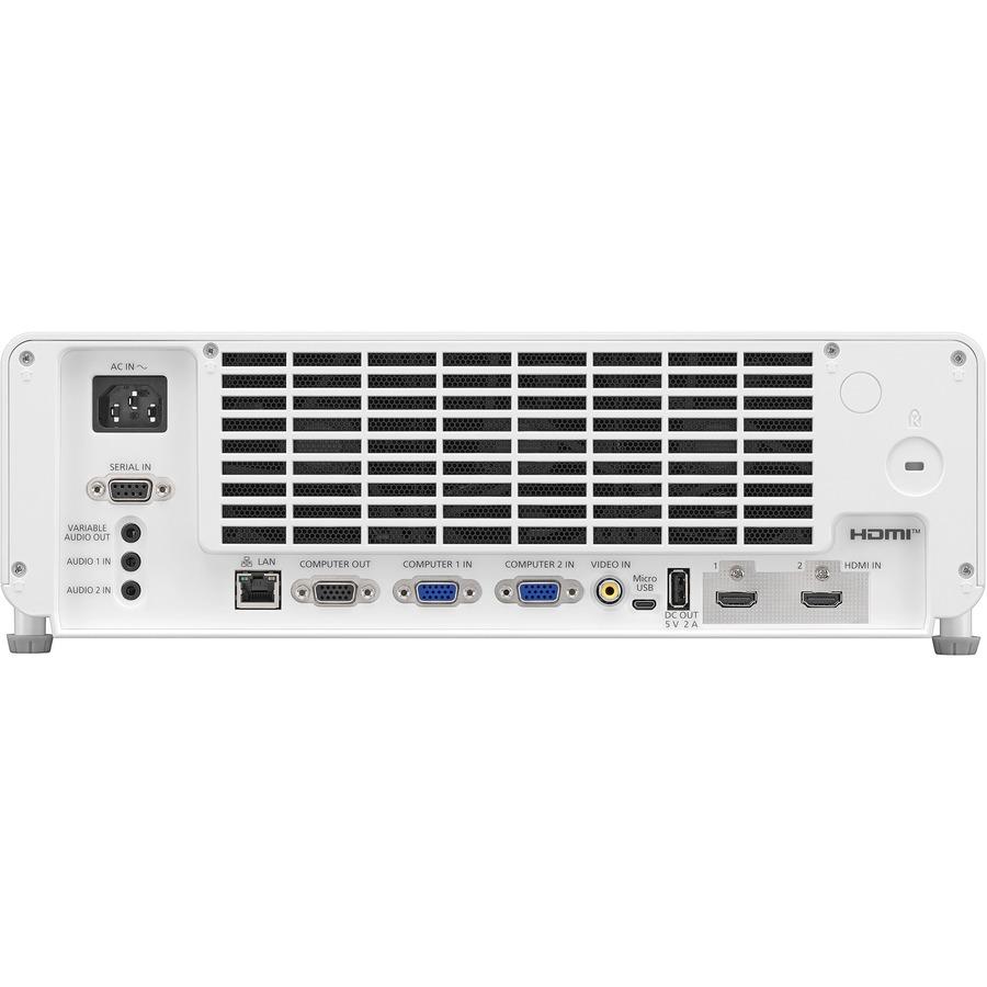 Panasonic PT-LRW35U 3D Ready DLP Projector - 16:10_subImage_4
