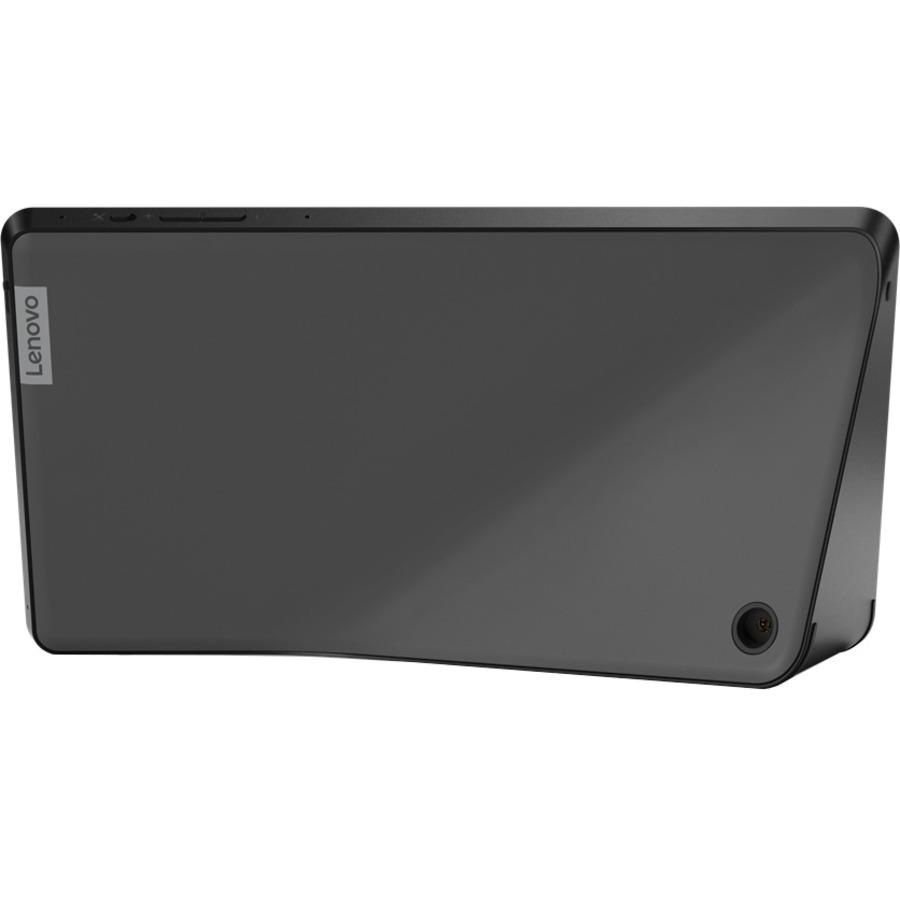 "Lenovo ThinkSmart View ZA840013US Tablet - 8"" HD - 2 GB RAM - 8 GB Storage - Android 8.1 Oreo - Business Black_subImage_4"