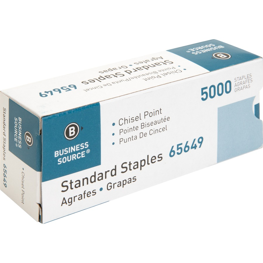 Business Source Standard Staples