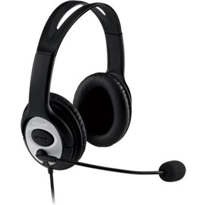 Microsoft LifeChat LX-3000 Digital USB Stereo Headset Noise-Canceling Microphone_subImage_3