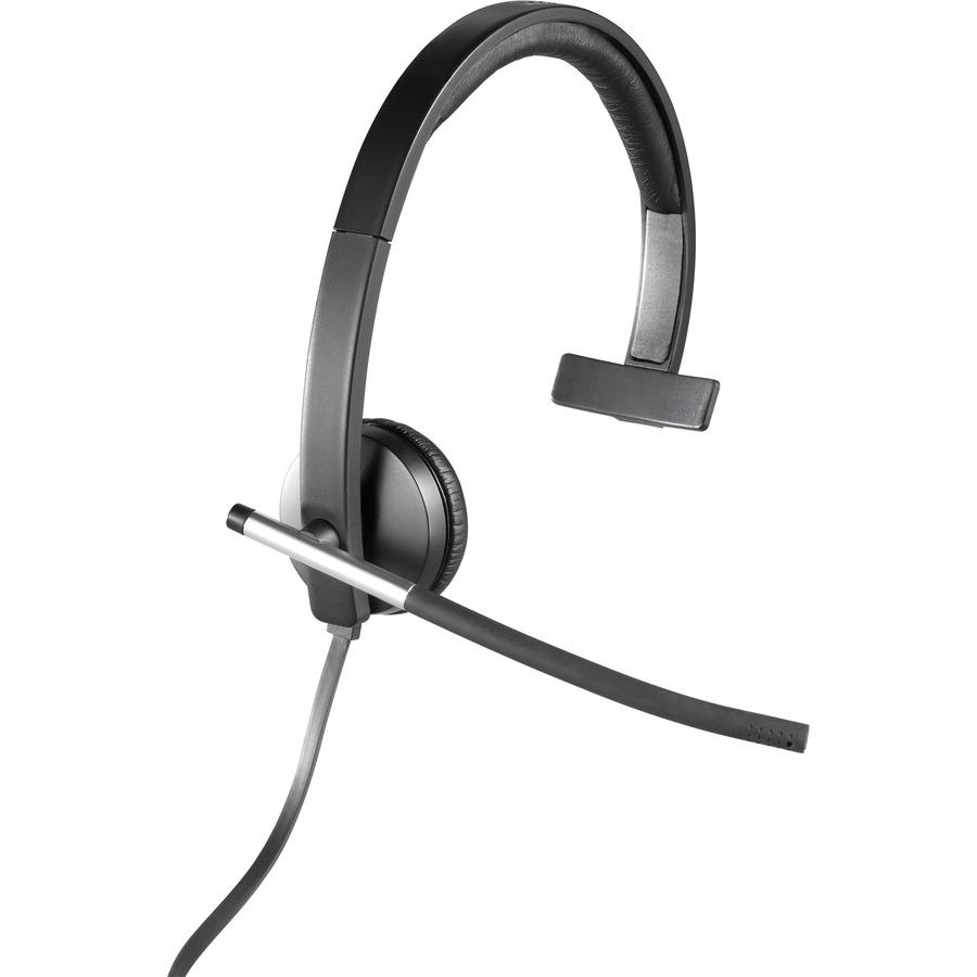 Logitech USB Headset Mono H650e_subImage_2
