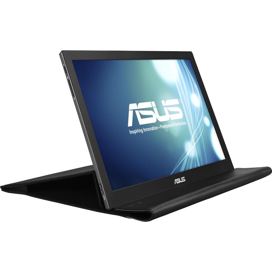 """Asus MB168B 15.6"""" HD LED LCD Monitor - 16:9 - Black, Silver_subImage_5"""