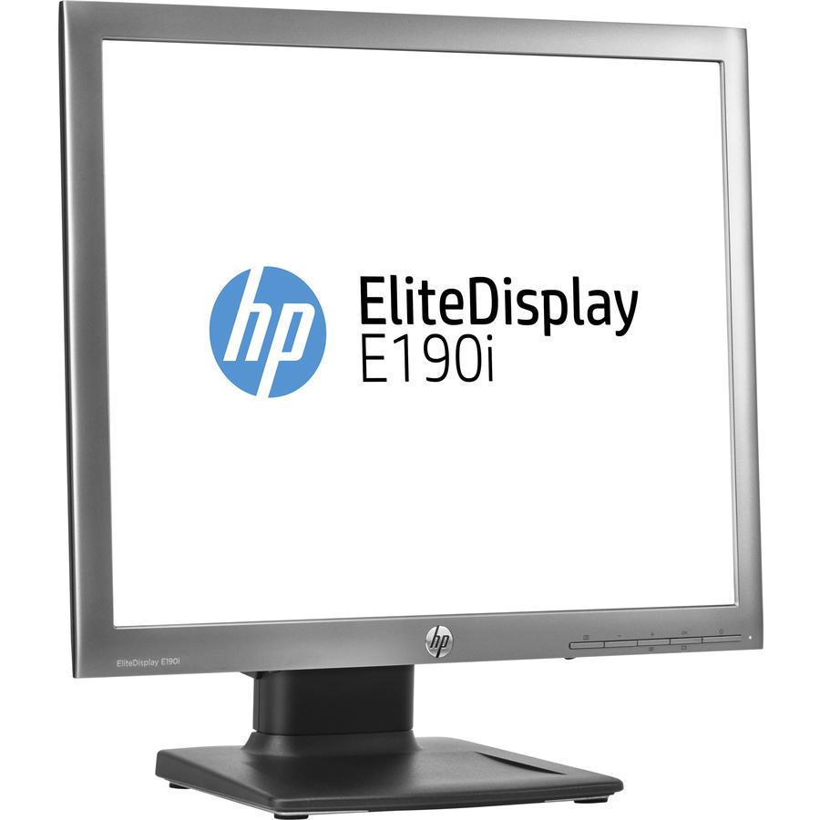"""HP Elite E190i 18.9"""" SXGA LED LCD Monitor - 5:4 - Black_subImage_4"""
