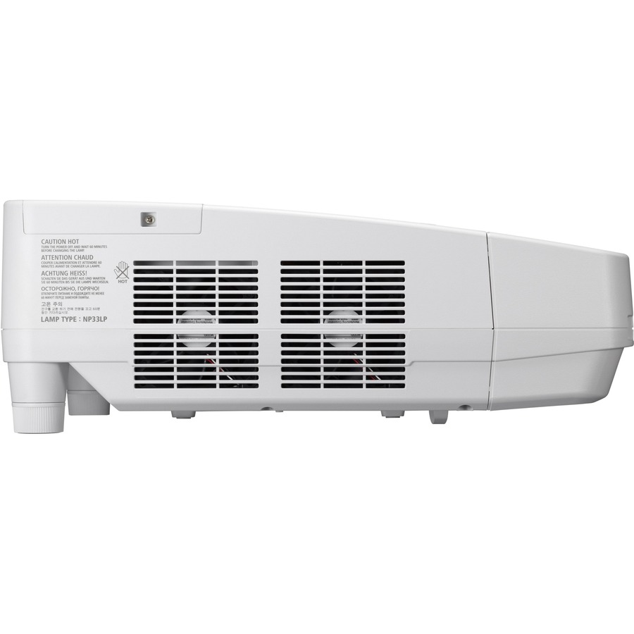 NEC Display NP-UM351W LCD Projector - White_subImage_4