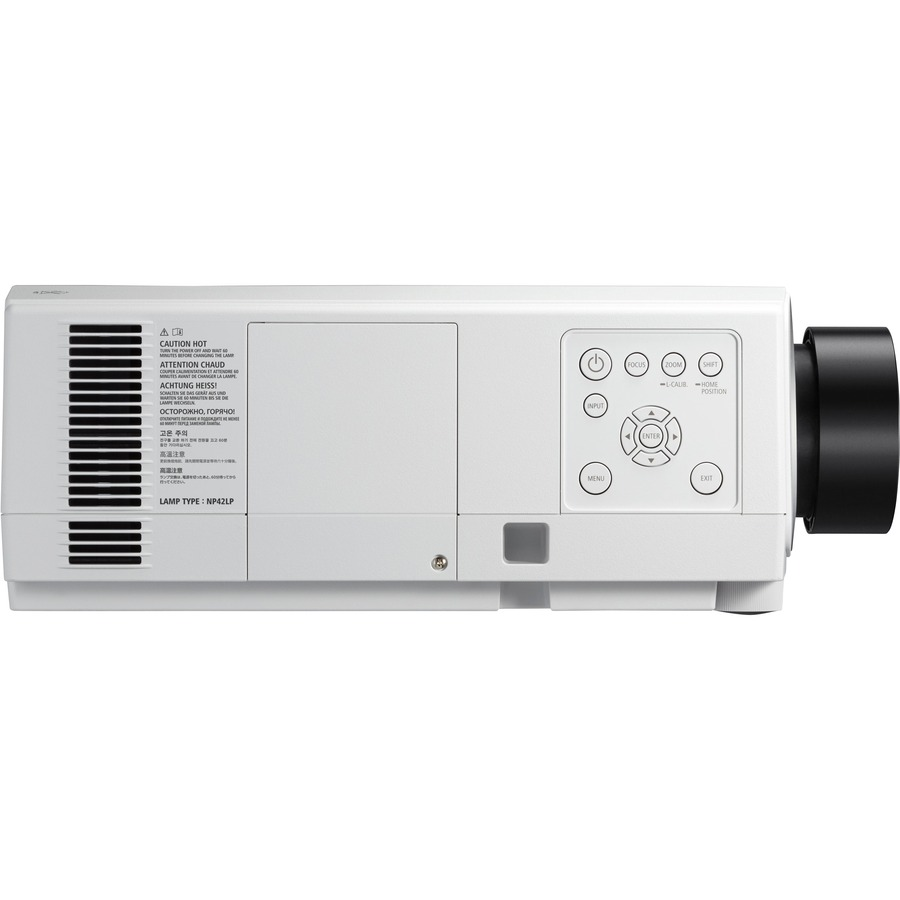 NEC Display NP-PA853W-41ZL LCD Projector_subImage_6