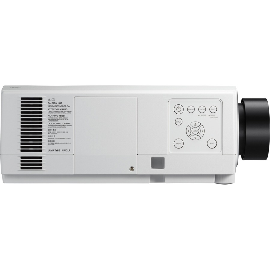 NEC Display NP-PA803U-41ZL 3D Ready LCD Projector_subImage_5