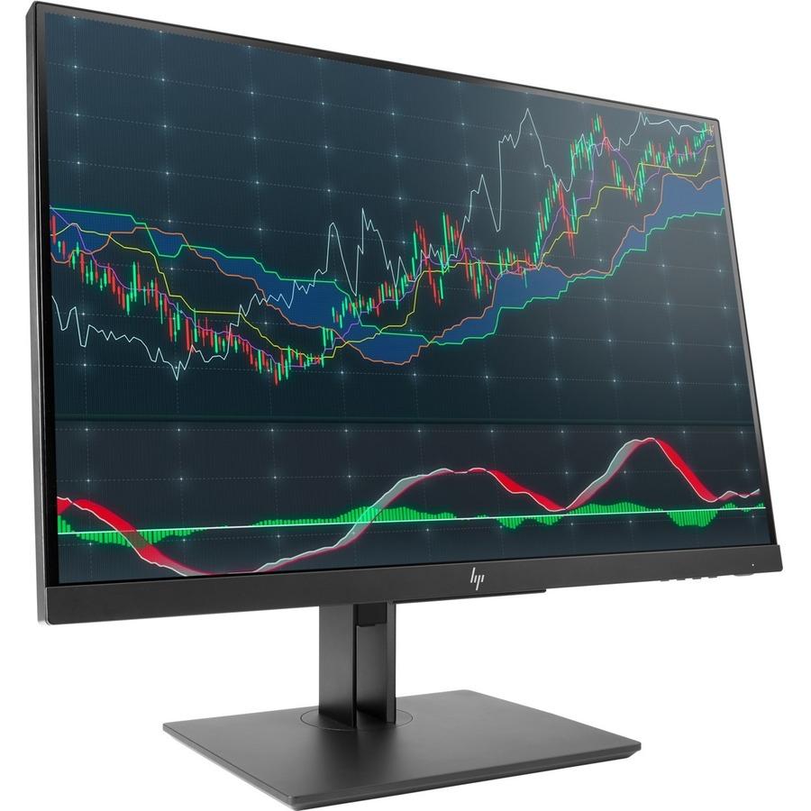 "HP Z24n G2 24"" WUXGA LED LCD Monitor - 16:10 - Black_subImage_5"
