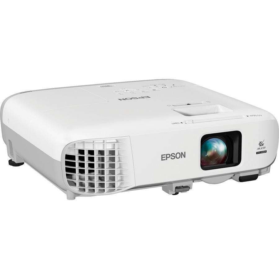 Epson PowerLite 990U LCD Projector - 16:10_subImage_5