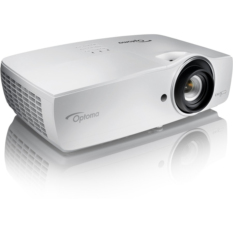 Optoma EH465 3D Ready DLP Projector - 16:9_subImage_5