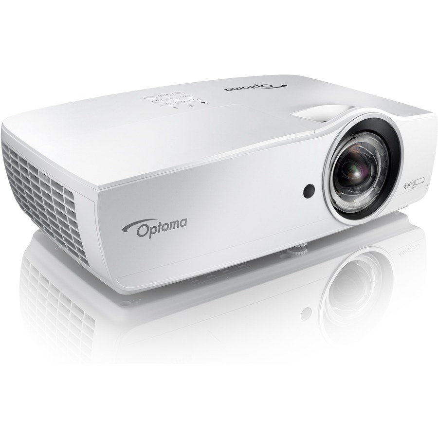 Optoma EH460ST 3D Ready Short Throw DLP Projector - 16:9_subImage_5