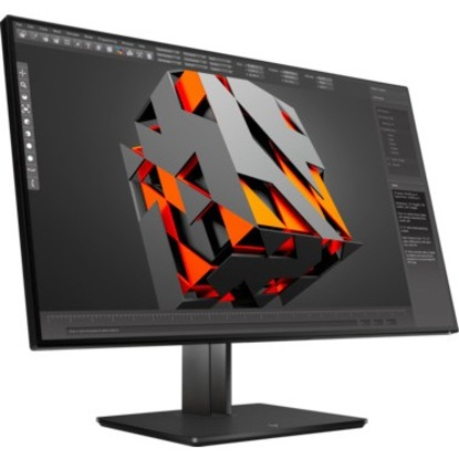 "HP Business Z32 31.5"" 4K UHD WLED LCD Monitor - 16:9 - Black_subImage_5"