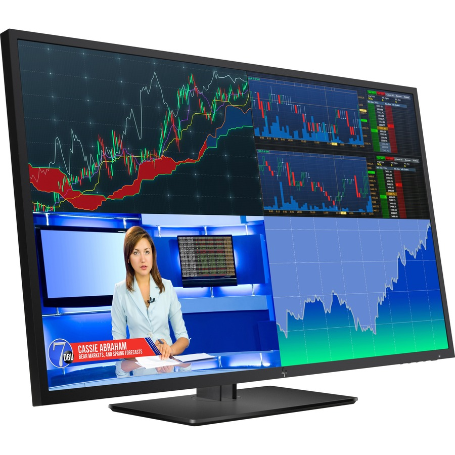 """HP Business Z43 42.5"""" 4K UHD LED LCD Monitor - 16:9 - Black Pearl_subImage_6"""