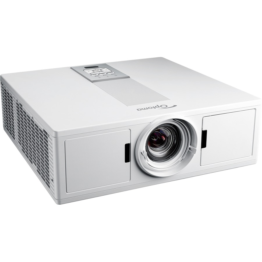 Optoma ZU500T-W 3D Ready DLP Projector - 16:10 - White_subImage_5