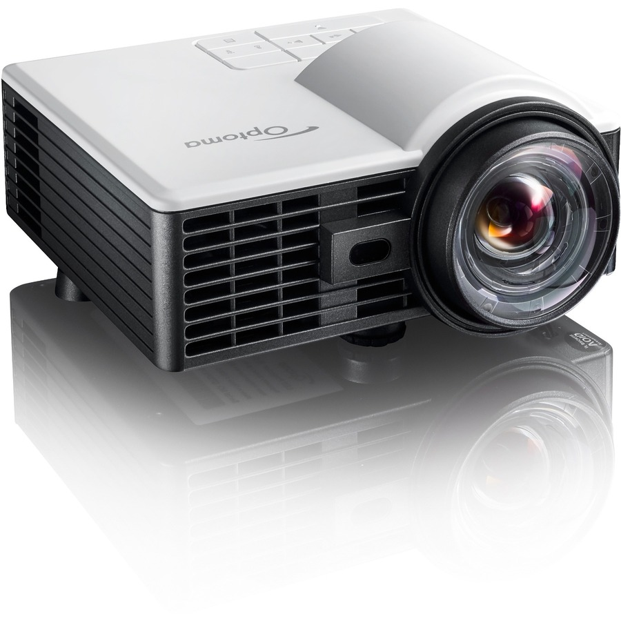 Optoma ML1050ST+ 3D Ready Short Throw DLP Projector - 16:10_subImage_6