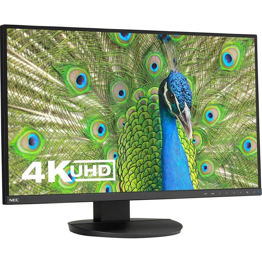 "NEC Display MultiSync EA271U-BK 27"" 4K UHD WLED LCD Monitor - 16:9_subImage_3"