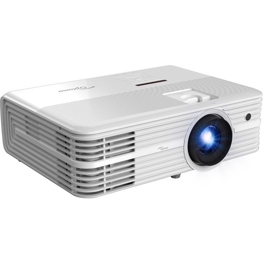 Optoma 4K550 3D Ready DLP Projector - 16:9 - White_subImage_6