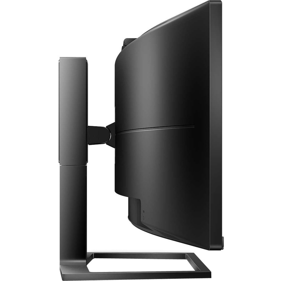 """Philips Brilliance 499P9H 48.8"""" Dual Quad HD (DQHD) Curved Screen WLED LCD Monitor - 32:9 - Textured Black_subImage_5"""