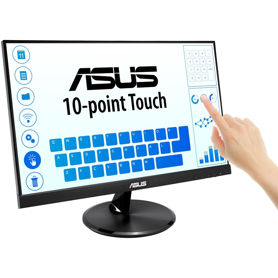 """Asus VT229H 21.5"""" LCD Touchscreen Monitor - 16:9 - 5 ms GTG_subImage_5"""