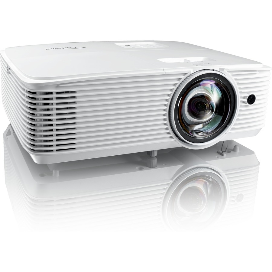 Optoma EH412ST 3D Short Throw DLP Projector - 16:9_subImage_5