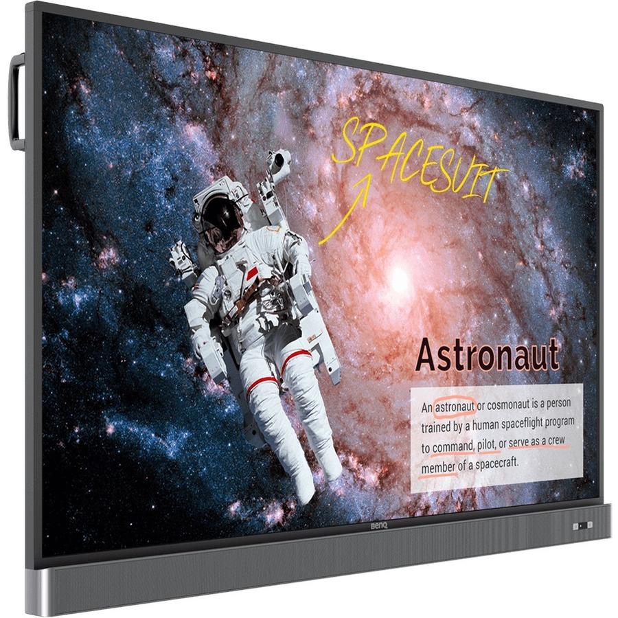"BenQ RM6502K 65"" LCD Touchscreen Monitor - 16:9 - 8 ms_subImage_6"