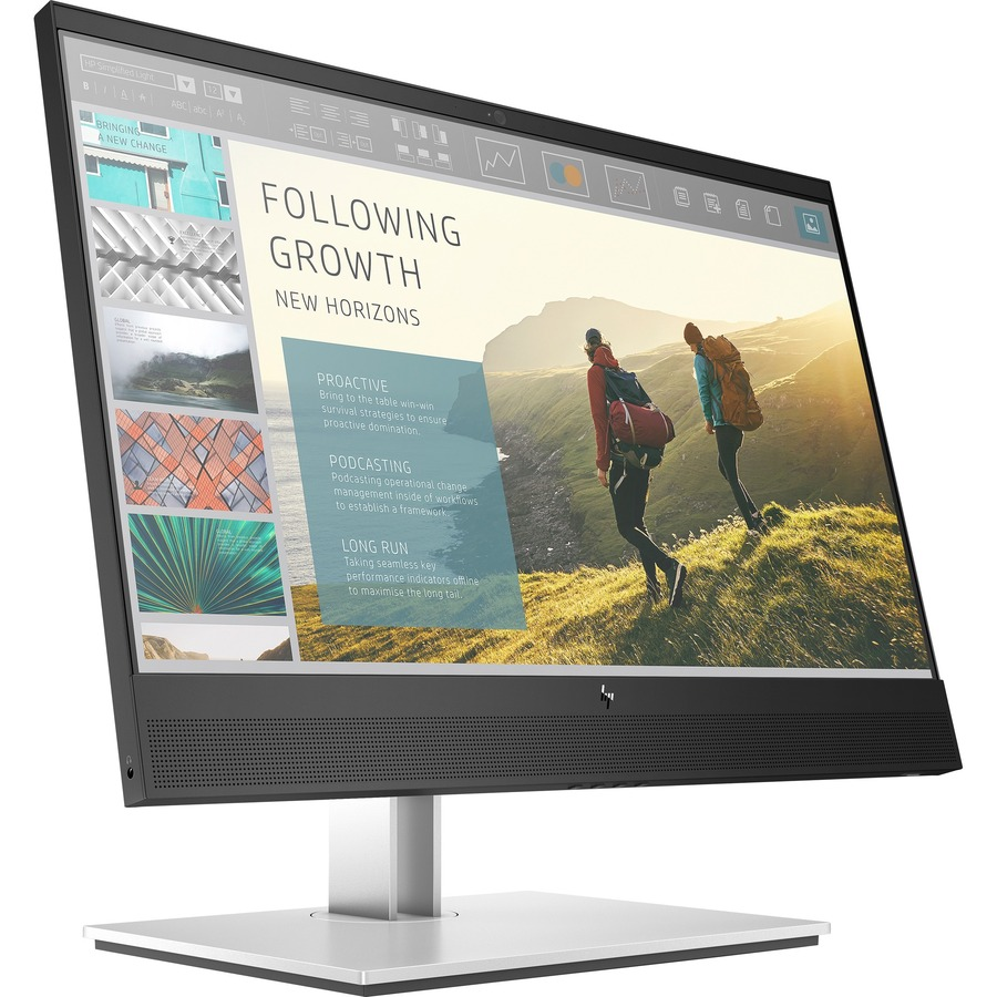 """HP Mini-in-One 23.8"""" Full HD LED LCD Monitor - 16:9 - Black, Silver_subImage_5"""