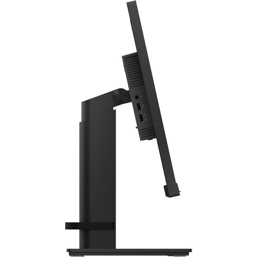 "Lenovo ThinkVision T24i-20 23.8"" Full HD WLED LCD Monitor - 16:9 - Raven Black_subImage_5"