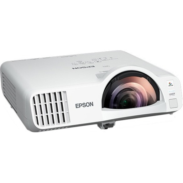 Epson PowerLite L200SX Short Throw 3LCD Projector - 4:3_subImage_4