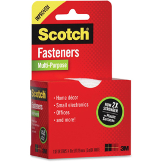 how to use scotch fasteners