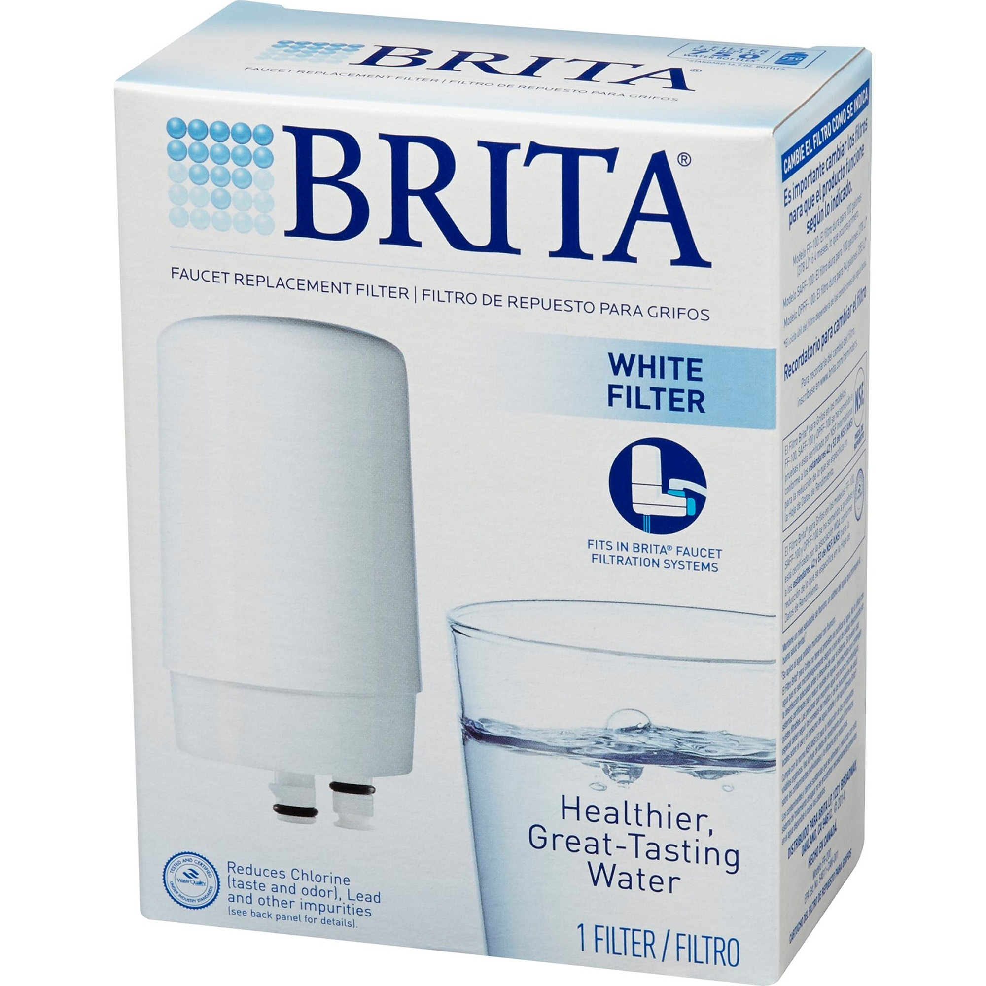 Brita On Tap Faucet Water Filter System Replacement Filters