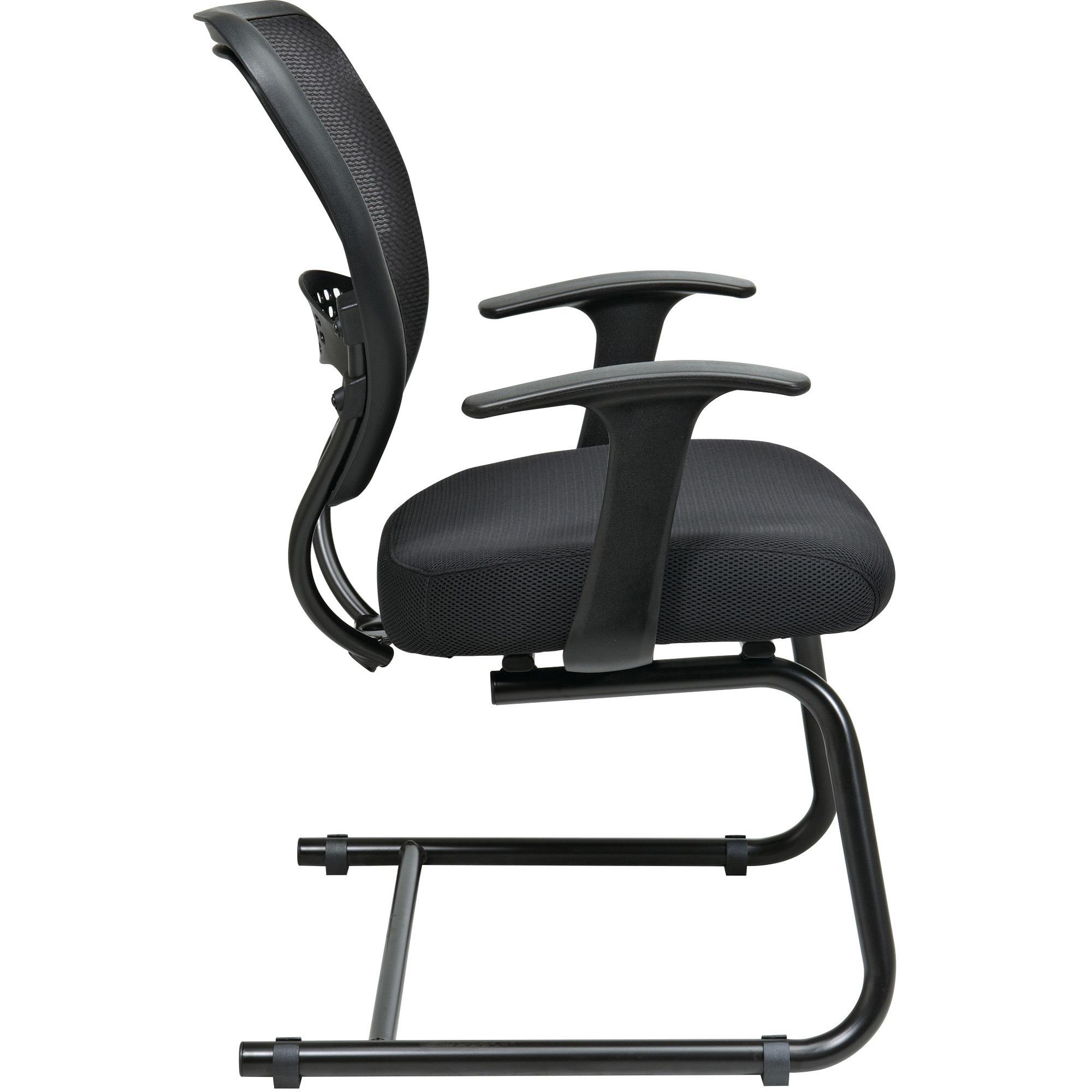 office star star matrex mesh back guest chair osp5505